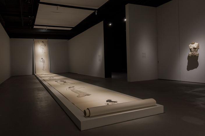 Exhibition view: Peng Wei, Feminine Space, Tina Keng Gallery, Taipei (5 December 2020–30 January 2021).Courtesy Tina Keng Gallery.