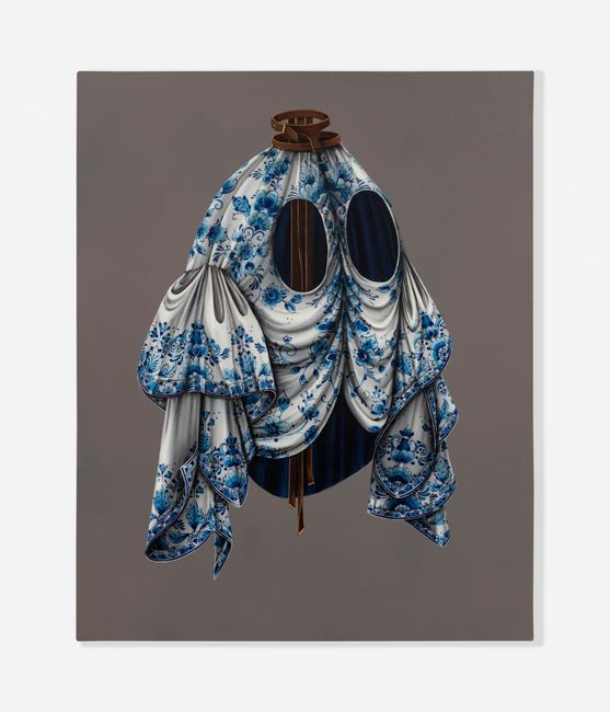 Fade 2021/IV by Mona Ardeleanu contemporary artwork