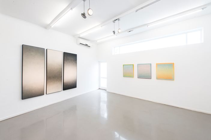 Exhibition view: Rosie Mudge, Artist Room, SMAC Gallery, Stellenbosch (7 November–9 January 2021). Courtesy SMAC Gallery.