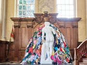 Michelangelo Pistoletto goes from rags to riches at Blenheim Palace