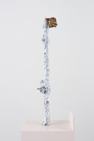 Hot Nike by Rebecca Warren contemporary artwork