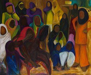 Alwar Rajasthan 2019 by Aban Raza contemporary artwork