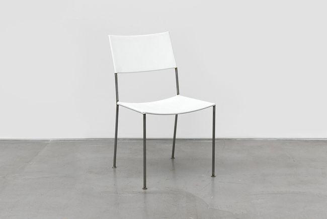 Textilstuhl (Textile Chair) by Franz West contemporary artwork