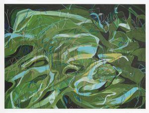 Moss Love by Janaina Tschäpe contemporary artwork
