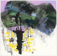 行雲如空 Free As Passing Clouds by Lee Chung-Chung contemporary artwork painting, works on paper, drawing