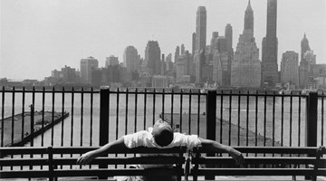 Contemporary art exhibition, Louis Stettner, A Day to Remember at Gallery Fifty One, Antwerp