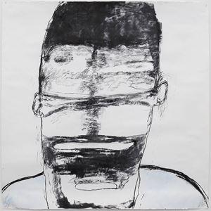 headset 2 by Kristin Stephenson (Hollis) contemporary artwork