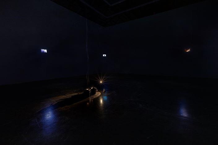 Exhibition view: Ge Yulu, Beijing Commune, Beijing (22 May–4 July 2020). Courtesy Beijing Commune.