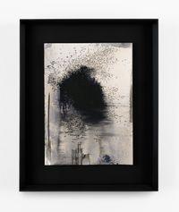 glimpse X by Alexandra Karakashian contemporary artwork painting, works on paper