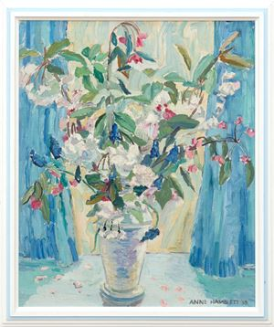 Spring Blossom by Anne Hamblett contemporary artwork