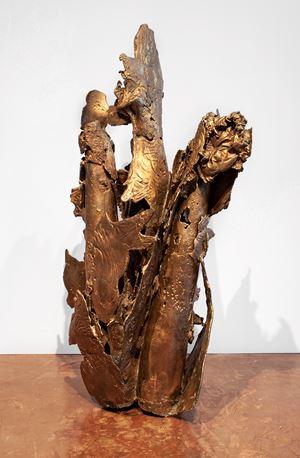 Cluster VI by Mrinalini Mukherjee contemporary artwork sculpture