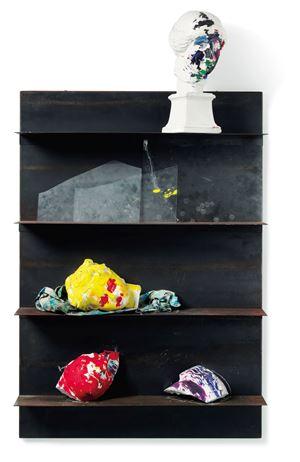 Mensola by Jannis Kounellis contemporary artwork