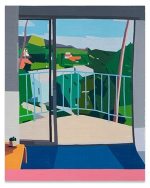 The Standard West Hollywood by Guy Yanai contemporary artwork