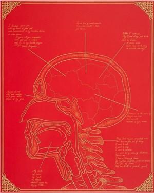Monologue by Tenzing Rigdol contemporary artwork