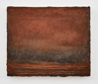 Untitled (from the Deserto-Modelo series) by Lucas Arruda contemporary artwork painting