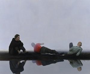 Reflektion by Tim Eitel contemporary artwork