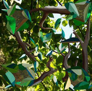 Energy Tree, Waitītiko Creek by Kate Woods contemporary artwork