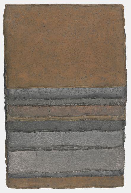 Strata Series: Comotan, Guatemala by Michelle Stuart contemporary artwork