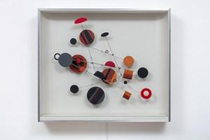 Kinetic Object KK-10 by Abraham Palatnik contemporary artwork