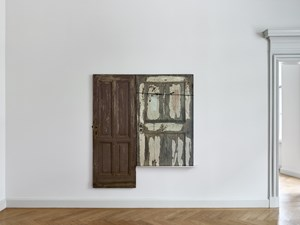 Two Doors Side by Side by Cabrita contemporary artwork