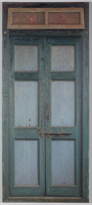 Door IV by Abir Karmakar contemporary artwork