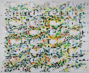 Mechanisms 5 by Tanya Goel contemporary artwork