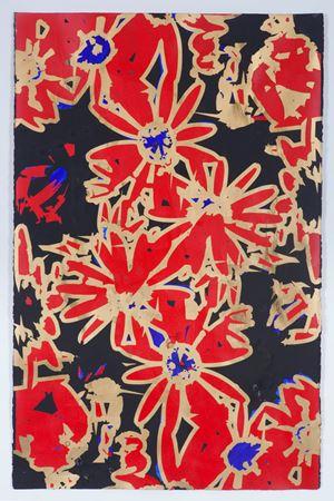 Les Fleurs du Mal 8222 by Kendell Geers contemporary artwork