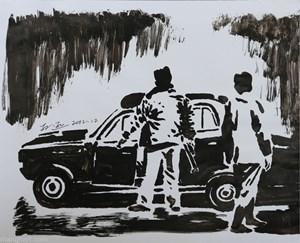 The Event by Sun Xun contemporary artwork