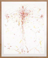 Der Blutbaum by Rebecca Horn contemporary artwork painting