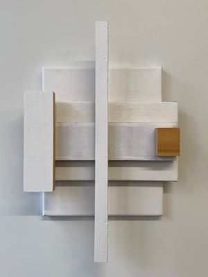 Untitled by John Nixon contemporary artwork painting, sculpture