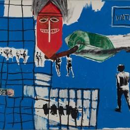 Andy Warhol, Francesco Clemente, Jean-Michel Basquiat