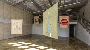 Contemporary art exhibition, Shezad Dawood, Leviathan: On Sunspots and Whales at Barakat Contemporary, Seoul