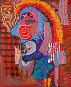 Entheogen by David Griggs contemporary artwork