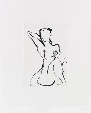 Something Good by Tracey Emin contemporary artwork