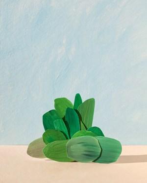 shrubs by Ina Jang contemporary artwork
