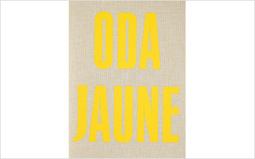 Oda Jaune - Sculptures