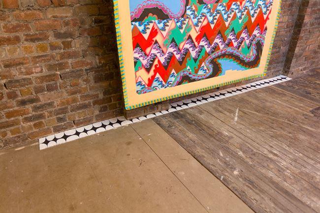 Suture Bridge by Lisa Alvarado contemporary artwork