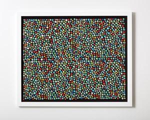 No Hoarding Cross by Greta Anderson contemporary artwork