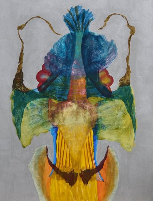 Pazuzu by Belem Lett contemporary artwork