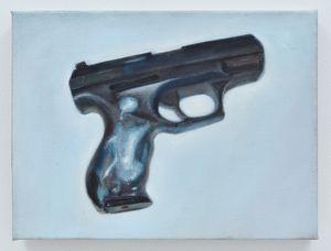 Pistol 2 by Tao Siqi contemporary artwork