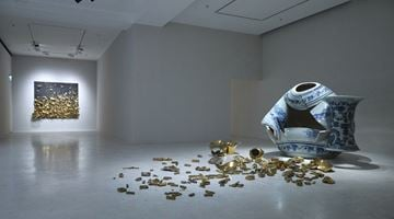 Pearl Lam Galleries contemporary art gallery in Pedder Street, Hong Kong