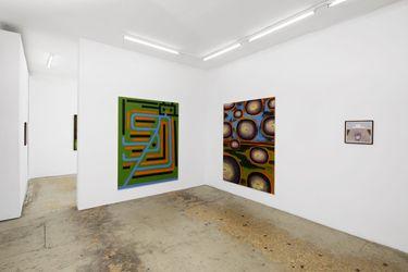 Exhibition view: Guillaume Pinard,Tits Street, Galerie Anne Barrault, Paris (16 October–28 November 2021). Courtesy Galerie Anne Barrault. Photo:Aurélien Mole.