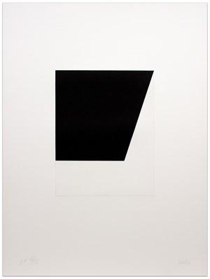 Concorde IV by Ellsworth Kelly contemporary artwork print