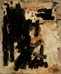 Objects (Existential) by Michael (Corinne) West contemporary artwork painting