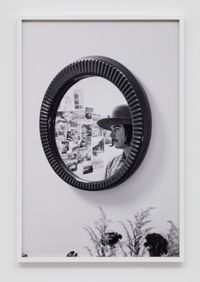 Mirror #4 (The Modernist) by Catherine Opie contemporary artwork photography