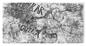 PARTICULAR KIND OF GUILT by Kaari Upson contemporary artwork