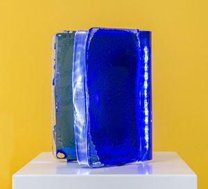THE MAGIC BLUE by Federica Marangoni contemporary artwork sculpture