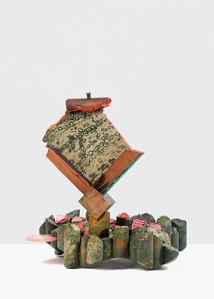 Cluster Analysing by Andrzej Zielinski contemporary artwork