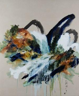 A rare new beginning by Sam Holt contemporary artwork