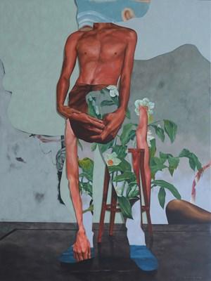 Body Bouquet by Wedhar Riyadi contemporary artwork